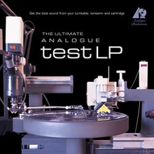 Analogue Productions' Ultimate Analogue Test LP