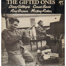 Count Basie&Dizzy Gillespie–The Gifted Ones (no OBI)