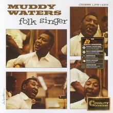 Muddy Waters: Folk Singer (45rpm-edition)
