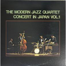The Modern Jazz Quartet–Concert In Japan Vol.1