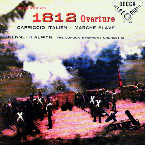 Tchaikovsky: 1812 Overture