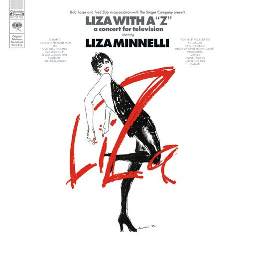 """Liza Minnelli: Liza With A """"Z"""""""