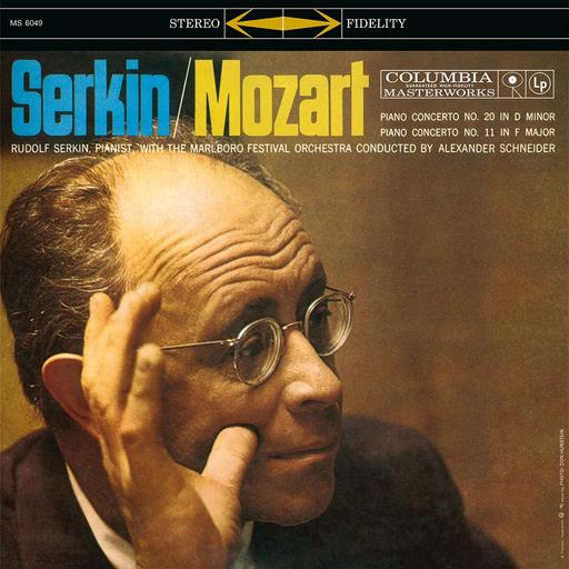 Mozart: Piano Concertos Nos. 11 & 20