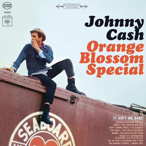 Johnny Cash: Orange Blossom Special