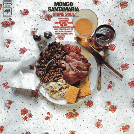 Mongo Santamaria: Stone Soul