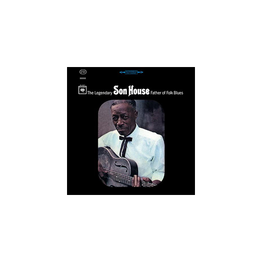 Son House: The Legendary Father of Folk Blues (45rpm-edition)