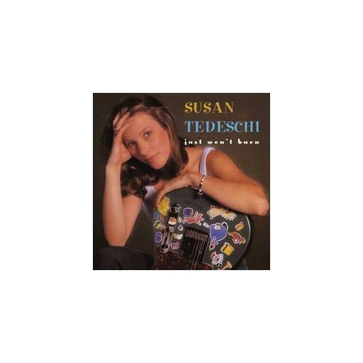 Susan Tedeschi: Just Won't Burn