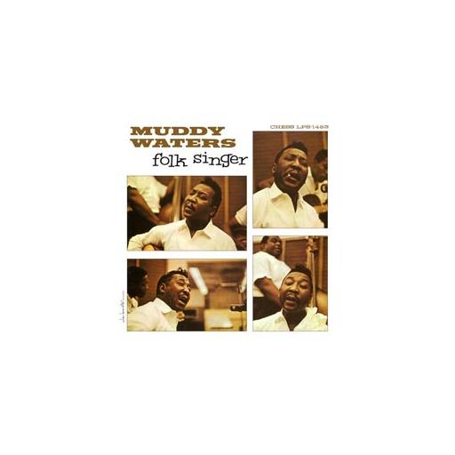 Muddy Waters: Folk Singer (33rpm-edition)