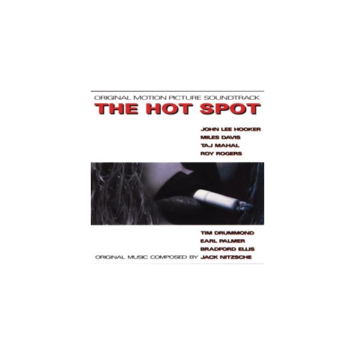 The Hot Spot: OST (45rpm-edition)