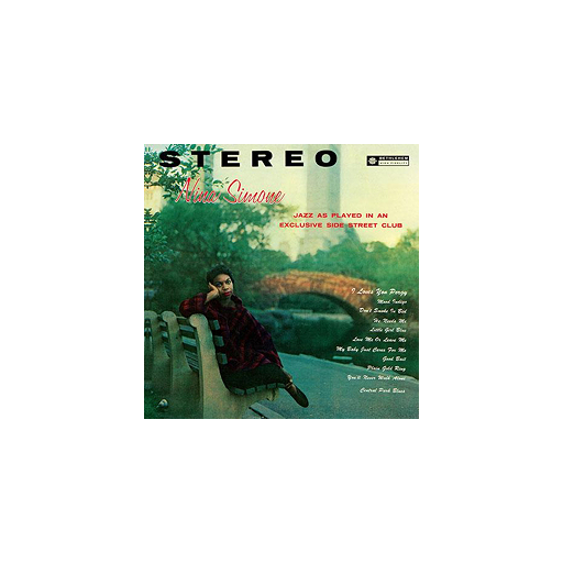 Nina Simone: Little Girl Blue (45rpm-edition)