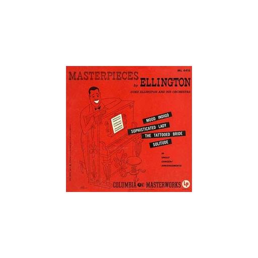 Duke Ellington: Masterpieces By Ellington