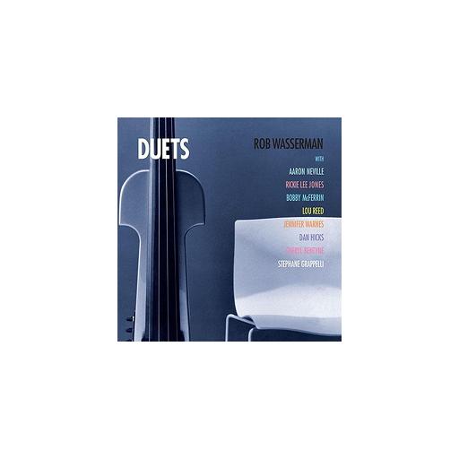 Rob Wasserman: Duets