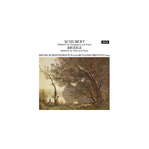 Schubert / Bridge: Sonatas