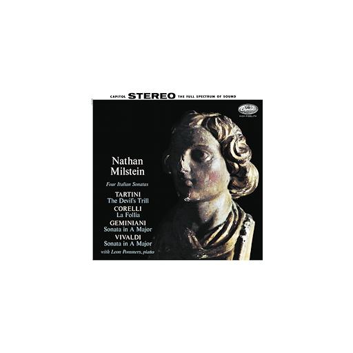 Tartini, Vivaldi, Corelli, a.o.: Italian Sonatas