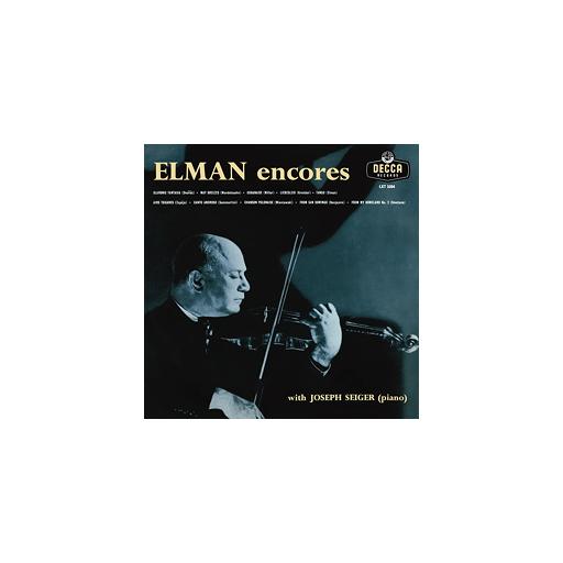 Mischa Elman: Encores