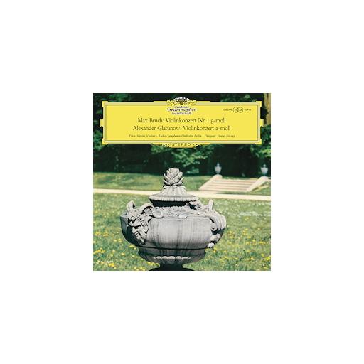 Bruch & Glazunov: Violin Concertos