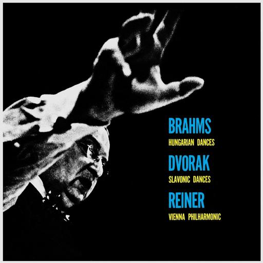 Brahms: Hungarian Dances / Dvorák: Slavonic Dances