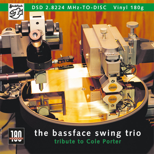 The bassface swing trio - Cole Porter
