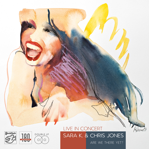 Sara K. & Chris Jones - Live in concert